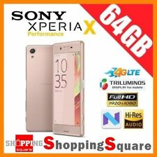 Sony Android Bar Rose Gold Mobile Phones