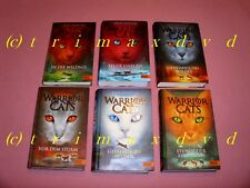 Warrior Cats 1.Staffel (Erin Hunter) _ Gebundene Ausgaben sehr guter Zustand