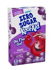 Kool Aid On The Go Sugar Free Grape Drink Mix Singles