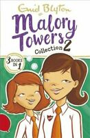 Malory Towers Collection 2 Books 4-6 by Enid Blyton 9781444935325 | Brand New