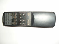 TEAC RC-673 Remote Control Unit Compact Disc used Genuine OEM device CD Player