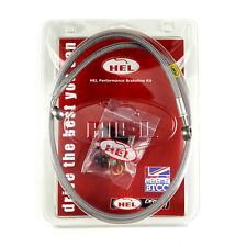 HEL Performance Braided FLEXI REPLACEMENT Clutch Line Astra MK4 Turbo (00-04)