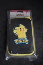 Pikachu Pokemon Pochette Case pour Nintendo 3DS / 3DS XL / DSi Neuf & blister!