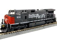 NEW Kato HO Locomotive GE C44-9W  Southern Pacific Ready to Run 37-6631
