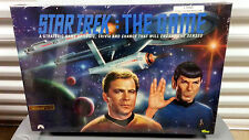 star Trek: The Game Limited Collectors Edition Vintage Trivia Game 1992 SEALED