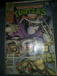 Teenage Mutant Ninja Turtles Adventures # 1 First Edition Collector's Issue 1989