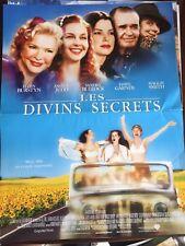 Affiche De Cinéma: LES DIVINS SECRETS