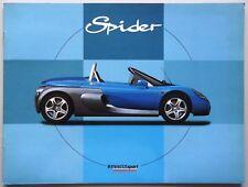 V05606 RENAULT SPORT SPIDER
