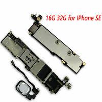 Für New iPhone SE 16/32GB Logicboard Main Motherboard Hauptplatine + Touch ID