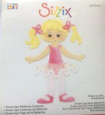 Sizzix Originals. Dress Ups Ballerina Costume. 655344. ?New?