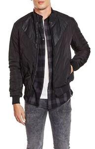 Trussardi Jeans men's padded bomber jacket size 52 (XL)*