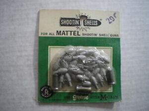 Mattel shooting shell bullet pack