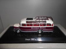 Bus111 steyr 380 q 1955 bus nostalgie Atlas 1:72