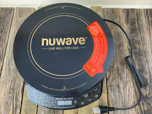 NuWave Pic Gold Precision Induction Cooktop 30211 Portable Lightweight 1500 W