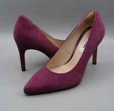 """DINAH KEER""Clark's Women/Ladies PLUM SUEDE Shoes size UK 6.5 D."