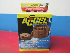 Accel 8131 Distributor Cap and Rotor Kit Cadillac Corvette V8