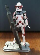 Star Wars Clone Commander Thire Clone Wars Complete