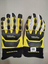 Clutch Gear Impact Gloves XL WINTER