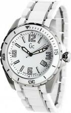 Guess Collection GC Men's Sport Class XL Ceramic White Watch - X85009G1S