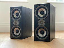 Polk Audio Monitor 40 Series II Bookshelf / Surround Speakers (Pair), Black