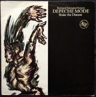 "Depeche Mode 12"" Shake The Disease - France"