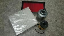 Inspektionspaket Filter Nissan X-Trail T30 2,2 DI 84KW 2001-2003