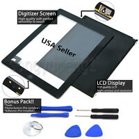 LCD Display+ Touch Screen Digitizer Replacement For iPad 2 A1395 A1396 A1397 Lot