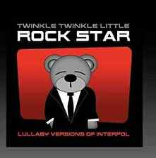 TWINKLE TWINKLE LITTLE ROCK...-LULLABY VERSIONS OF INTERPOL  (US IMPORT)  CD NEW