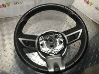 2010-2011 Chevrolet Camaro SS Leather Wrapped Steering Wheel Manual  OEM
