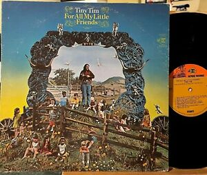 Tiny Tim For All My Little Friends LP Reprise RS 6351 On The Good Ship Lollipop