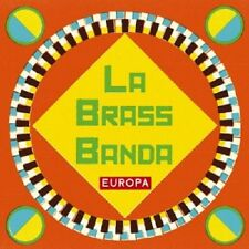 LABRASSBANDA - EUROPA  CD  14 TRACKS DEUTSCH-POP  NEU