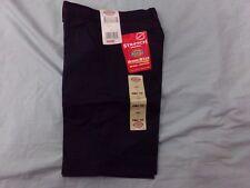 Dickies Girl's Size 7 Navy Blue SchoolWear Uniforms Bermuda Shorts NEW