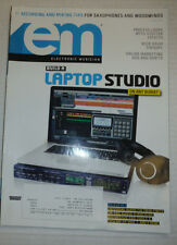 Electronic Musician Magazine Laptop Studio & Process Loops May 2009 021915r