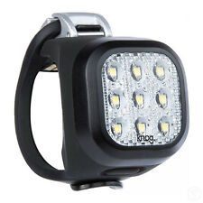 Knog Blinder Mini Niner Front Black Bike Light USB Rechargeable