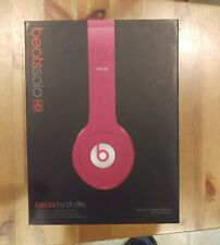 Genuine Beats by Dr. Dre Solo HD Headband Headphones-Purple
