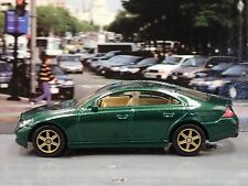 Mercedes-Benz CLS 500 Green  1:64 DIECAST COLLECTIBLE DIORAMA MODEL CAR RARE