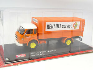 IXO Garage Modern 1/43 - Renault JL21 Renault Service Mp3 Limoges