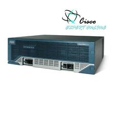C3845-VSEC/K9 Cisco 3845 Router Dual Power w/ PVDM2-64, 2GB Flash 1GB Dram