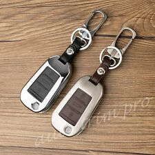 Metal Key Ring Fob Fob Holder Case Bag Cover For Peugeot 2008 301 308 3008 508