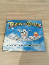 Tears For Fears - Closest Thing To Heaven - CD Single PROMO - 2003 Arista NM