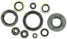 Kawasaki KX 125 1993 Engine Rebuild Kit Con Rod Mains Piston Gaskets Seals