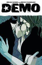 Demo Vol 2 by Brian Wood & Becky Cloonan TPB 2010 DC Vertigo Comics