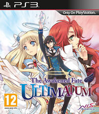 The Awakened Fate Ultimatum (PS3) - BRAND NEW & SEALED UK PAL