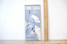 ATCHISON, TOPEKA AND SANTA FE RAILROAD~TIME TABLE~ISSUED: JUNE 8, 1969