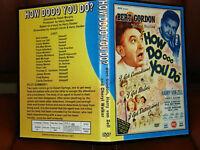 HOW DOOO YOU DO? - DVD - Bert Gordon, Ella Mae Morse