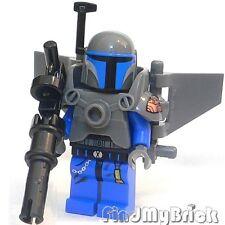 SW150AG Lego Star Wars Mandalorian Trooper Minifigure Aerial Upgraded Armor NEW