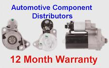 VW BORA GOLF POLO & SHARAN 1.6 - 1.8 - 2.0 inc 4-MOTION 98-06  STARTER  533 NEW