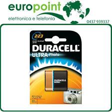 Batteria Duracell DL223 EL223AP CRP2 CR-P2 6V Lithium macchina fotografica