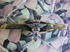 Royal Air Force MEDICAL Tie Clip / Bar / Slide RAF