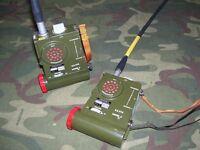 Ricetrasmettitore Emergenza Aeronautico SARBE 5 - B.E.375